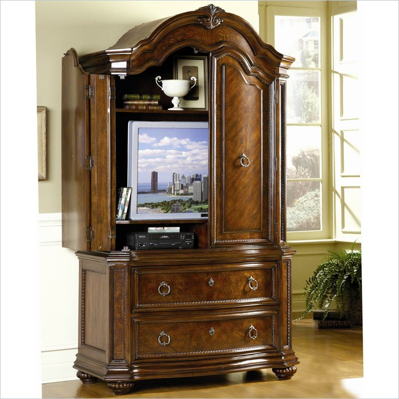 Bedroom Tv Armoire With Drawers