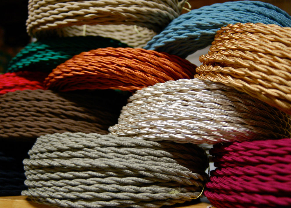 Good Fabric Cord Covers Homesfeed