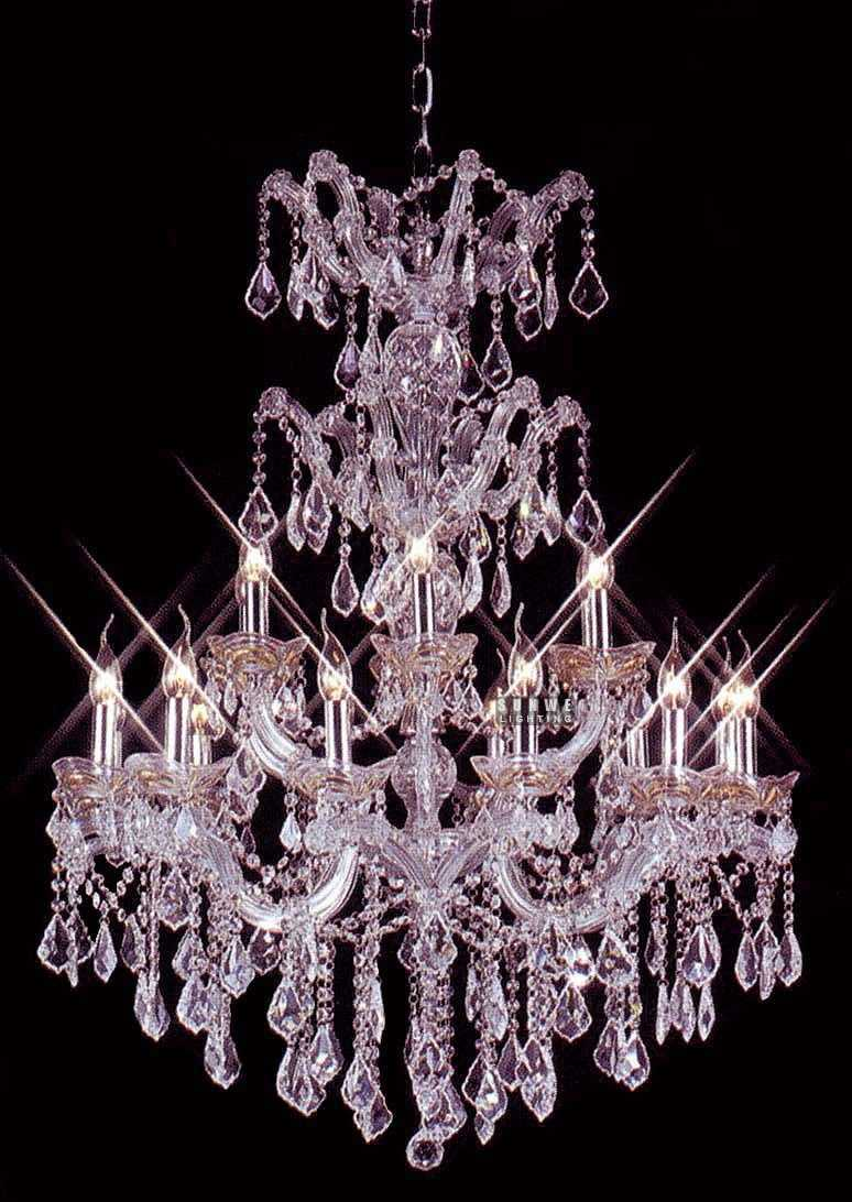 Pretty pink chandelier for girls room homesfeed colored crystal pink chandelier for girls room arubaitofo Choice Image