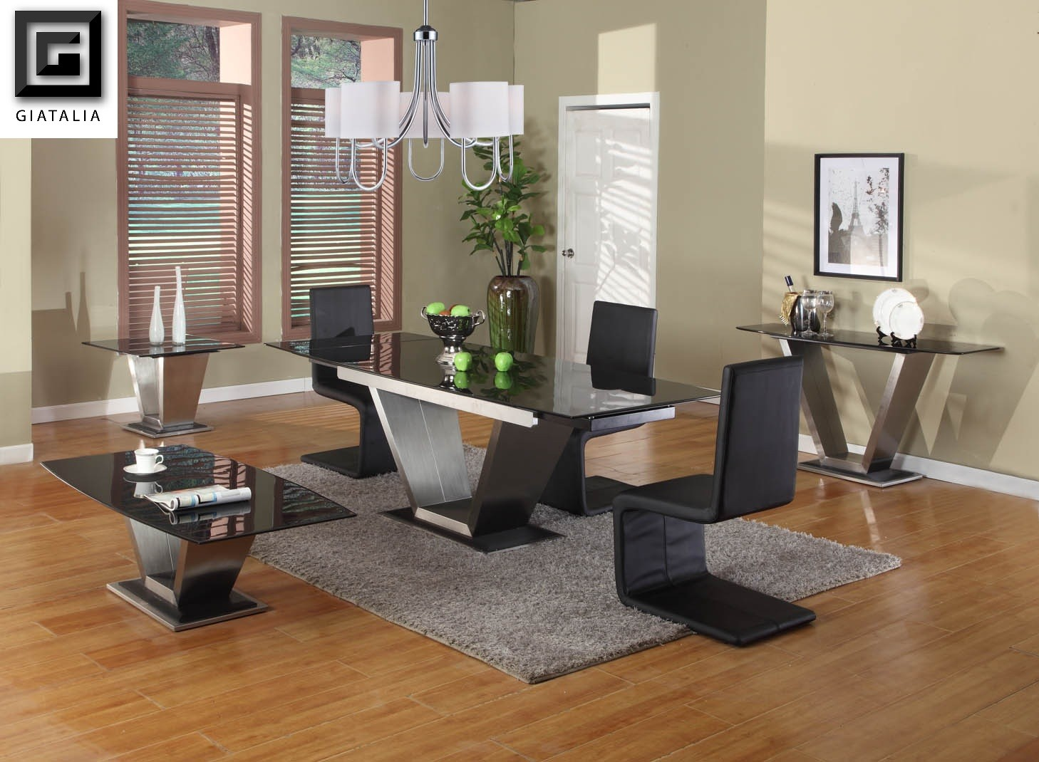 Beautiful Granite Dining Table Set HomesFeed - Grey granite dining table