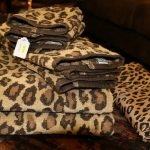 Cool Animal Print Bath Towels