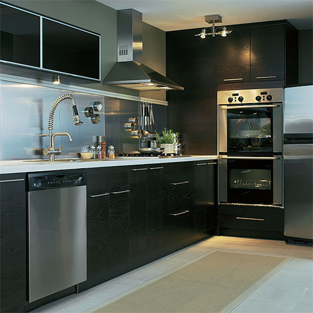 How Decor With Contemporary Kitchen