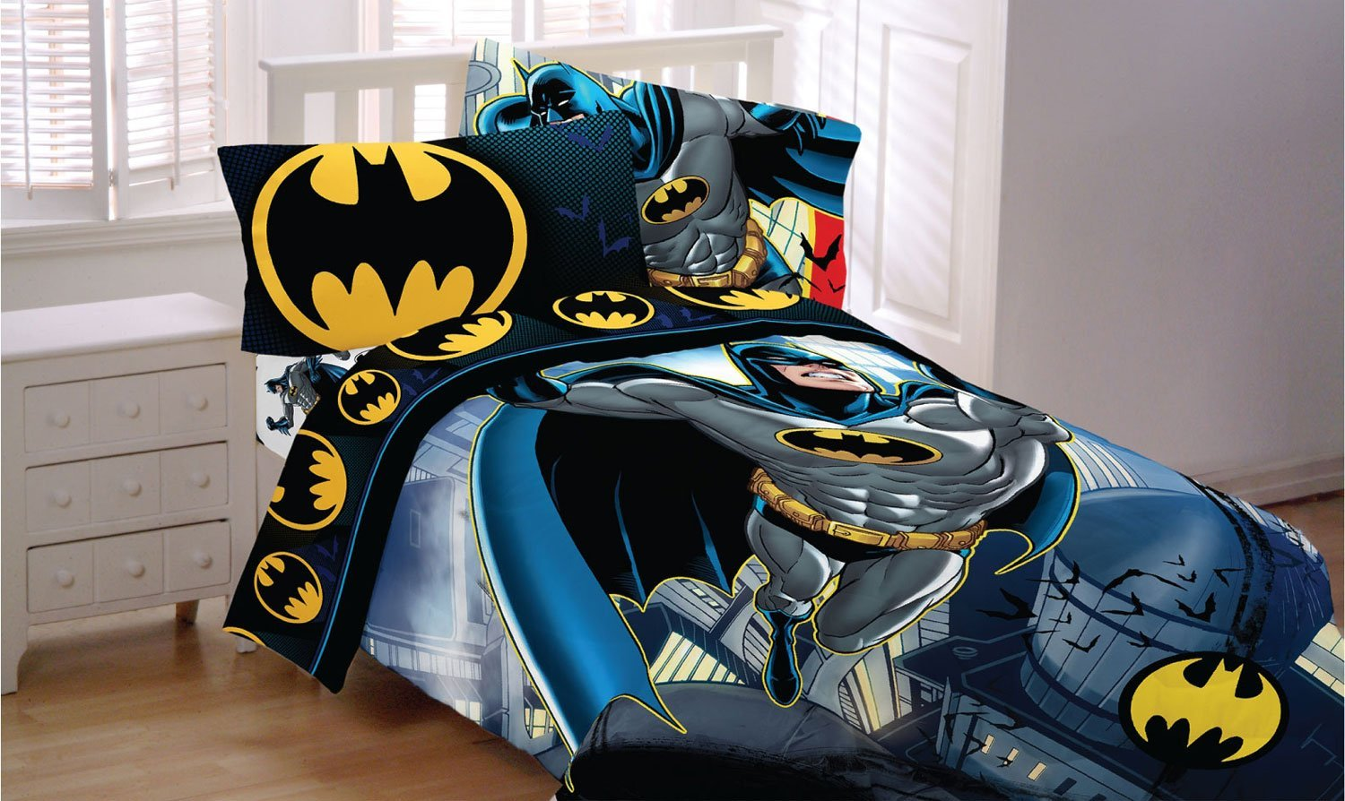 Superhero Bedding Sets | HomesFeed