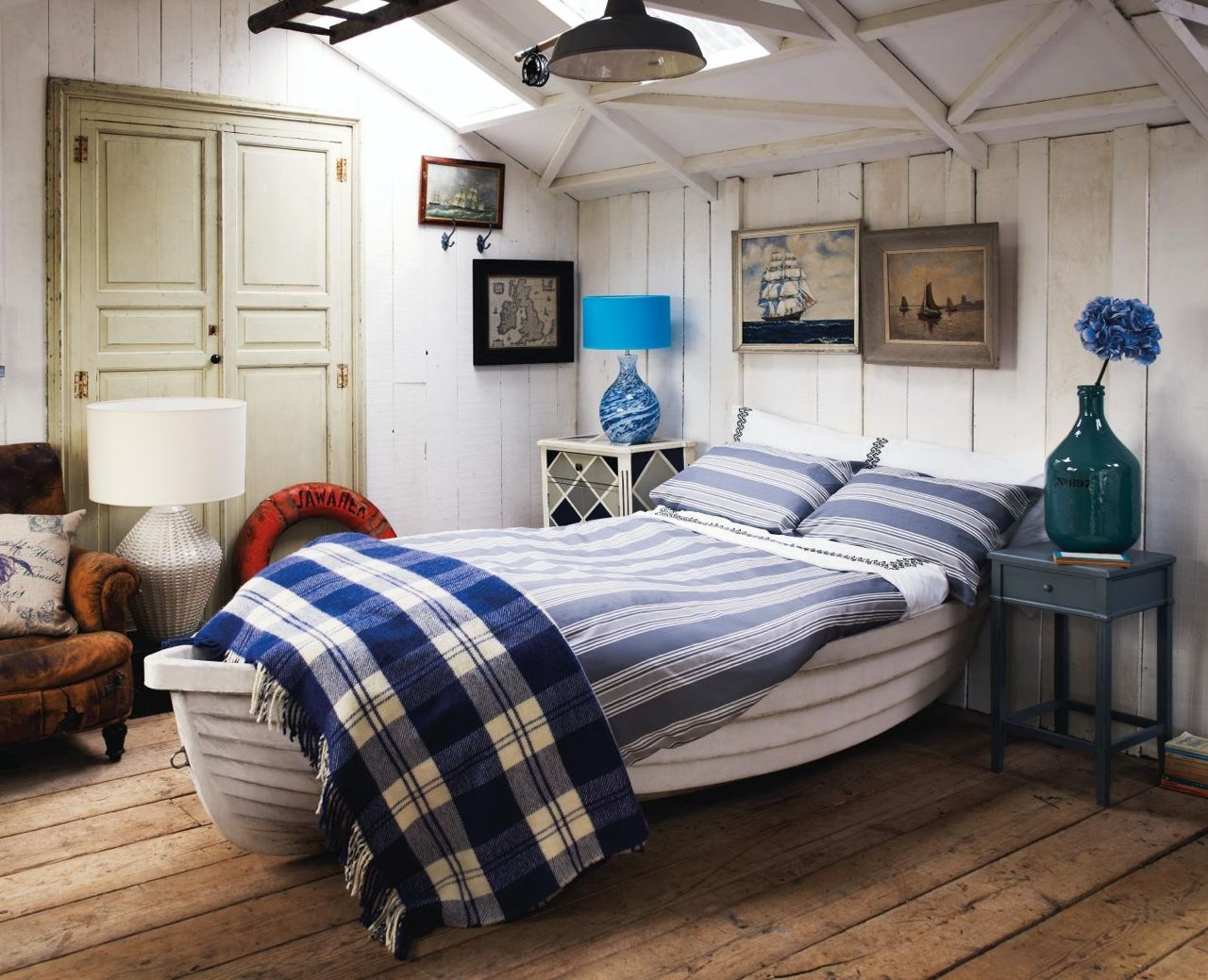 Nautical Themed Bedroom Nautical Bedroom Furniture Homesfeed
