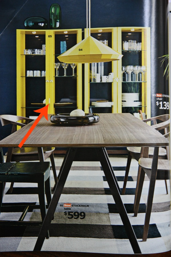 good ikea stockholm dining table homesfeed. Black Bedroom Furniture Sets. Home Design Ideas