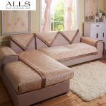 Decorative Modern Slipcovers For Sectional Couches With Fur Rug