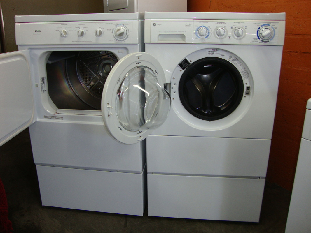Awesome used apartment size washer and dryer pictures home design ideas - Apartment size stackable washer and dryer ...