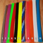 Eleven Colors For Fabric Cord Covers