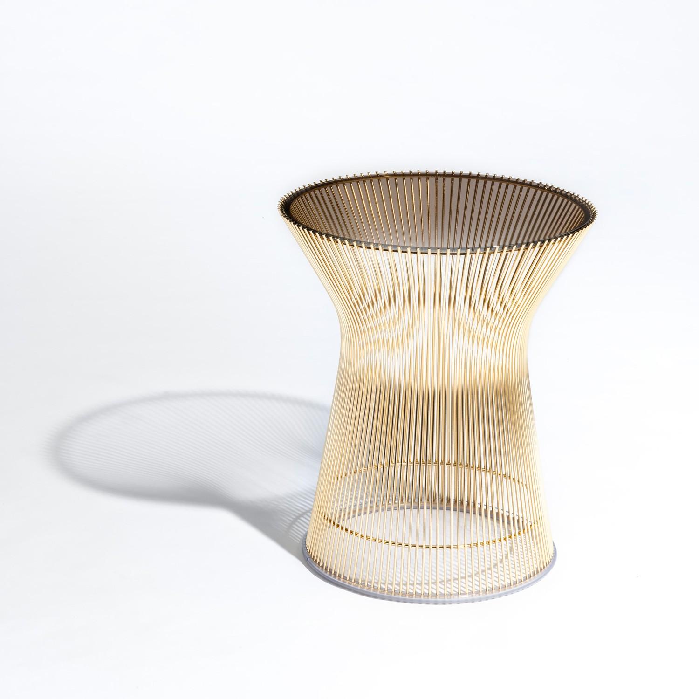 Platner Side Table