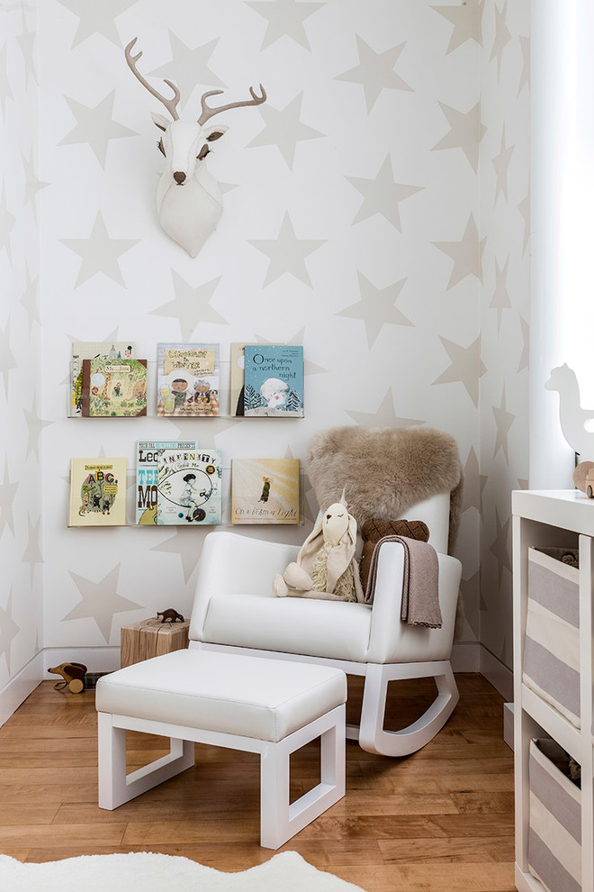 Modern Rocking Chair For Nursery Homesfeed