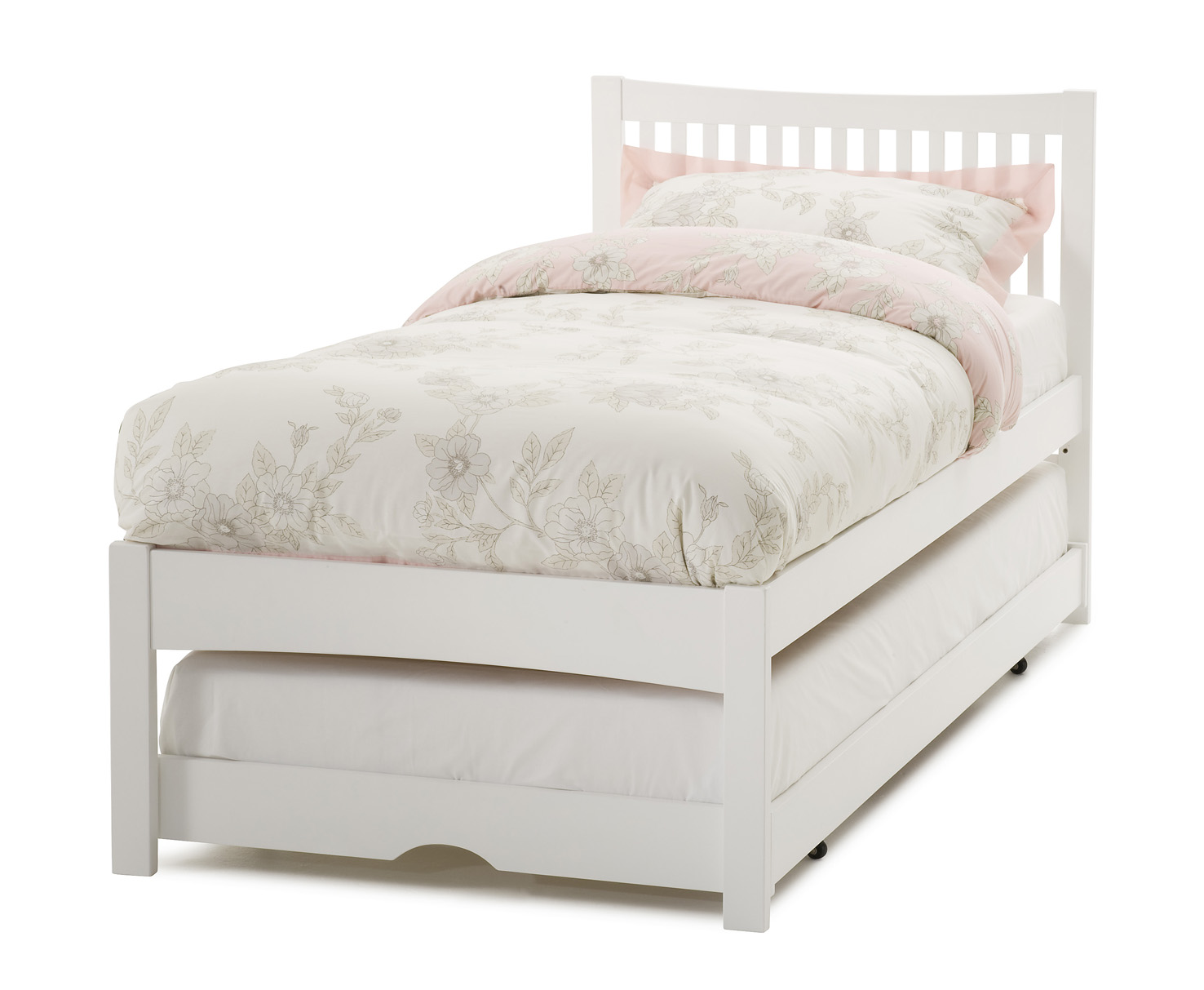 Guest bed solutions homesfeed for Bed with mattress