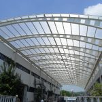 Huge Large Modern Polycarbonate Roof Panels
