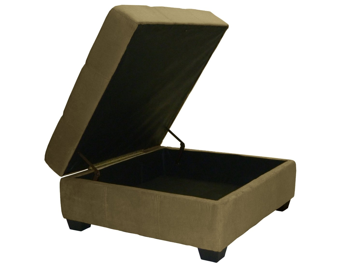 Large Square Storage Ottoman With Storage - Large Square Storage Ottoman HomesFeed