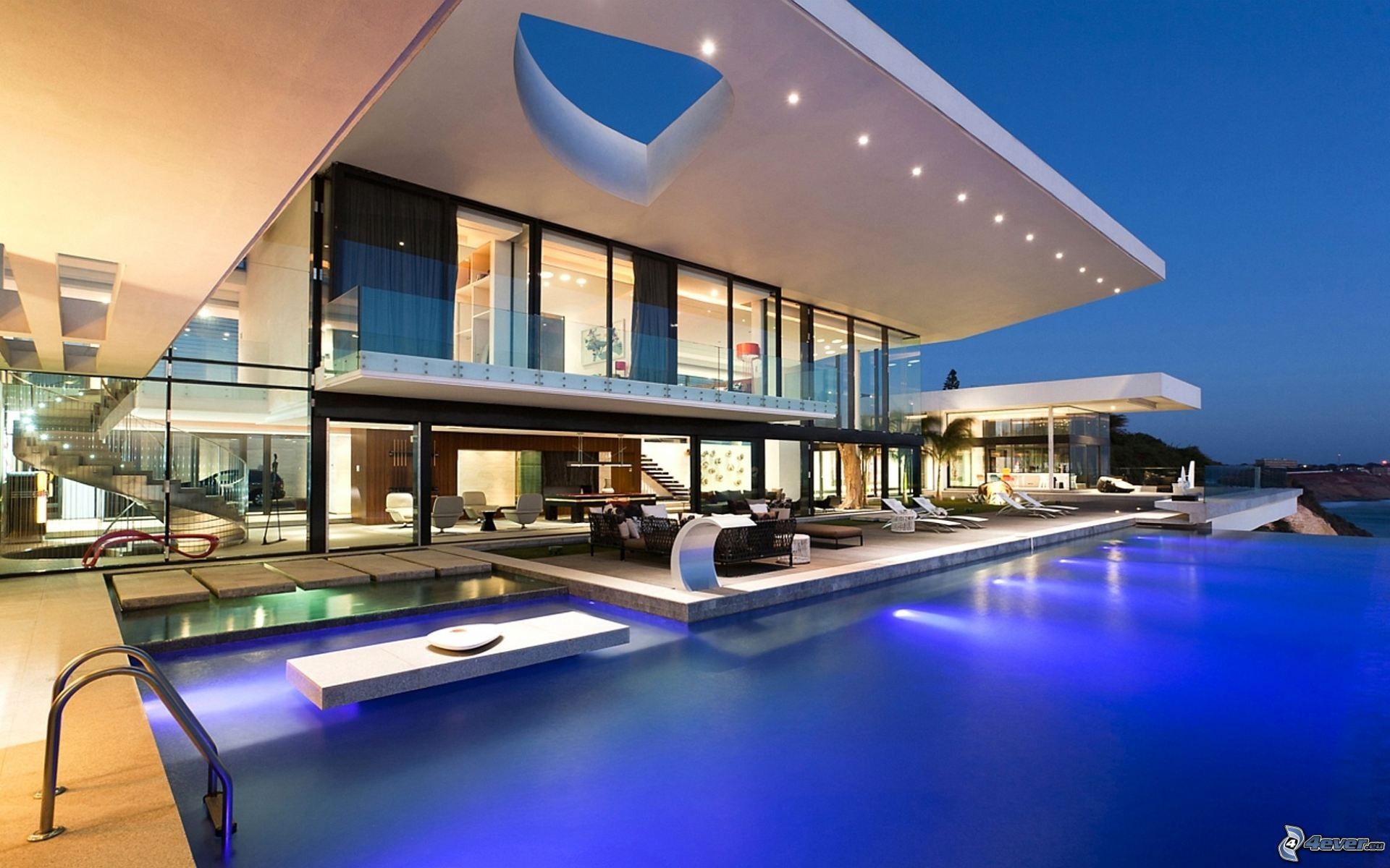 Luxury Build My Dream House With Pool
