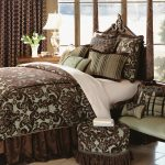 Luxury Pattern Of Bed With High End Linens