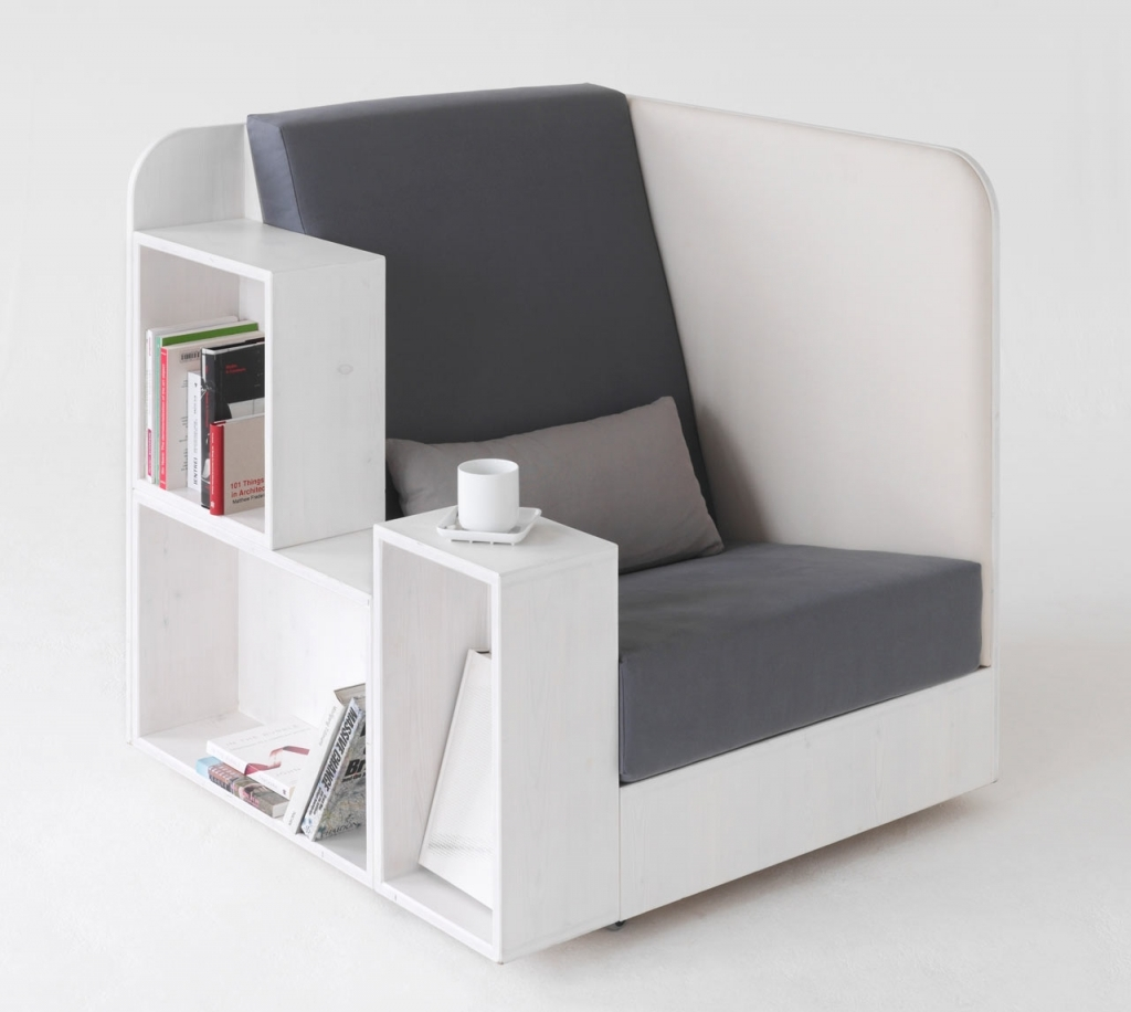 Comfortable arm chairs - Functional And Space Saving Chair For Any Living Room Digsdigs Armchairs For Reading Inspiring Armchairs For