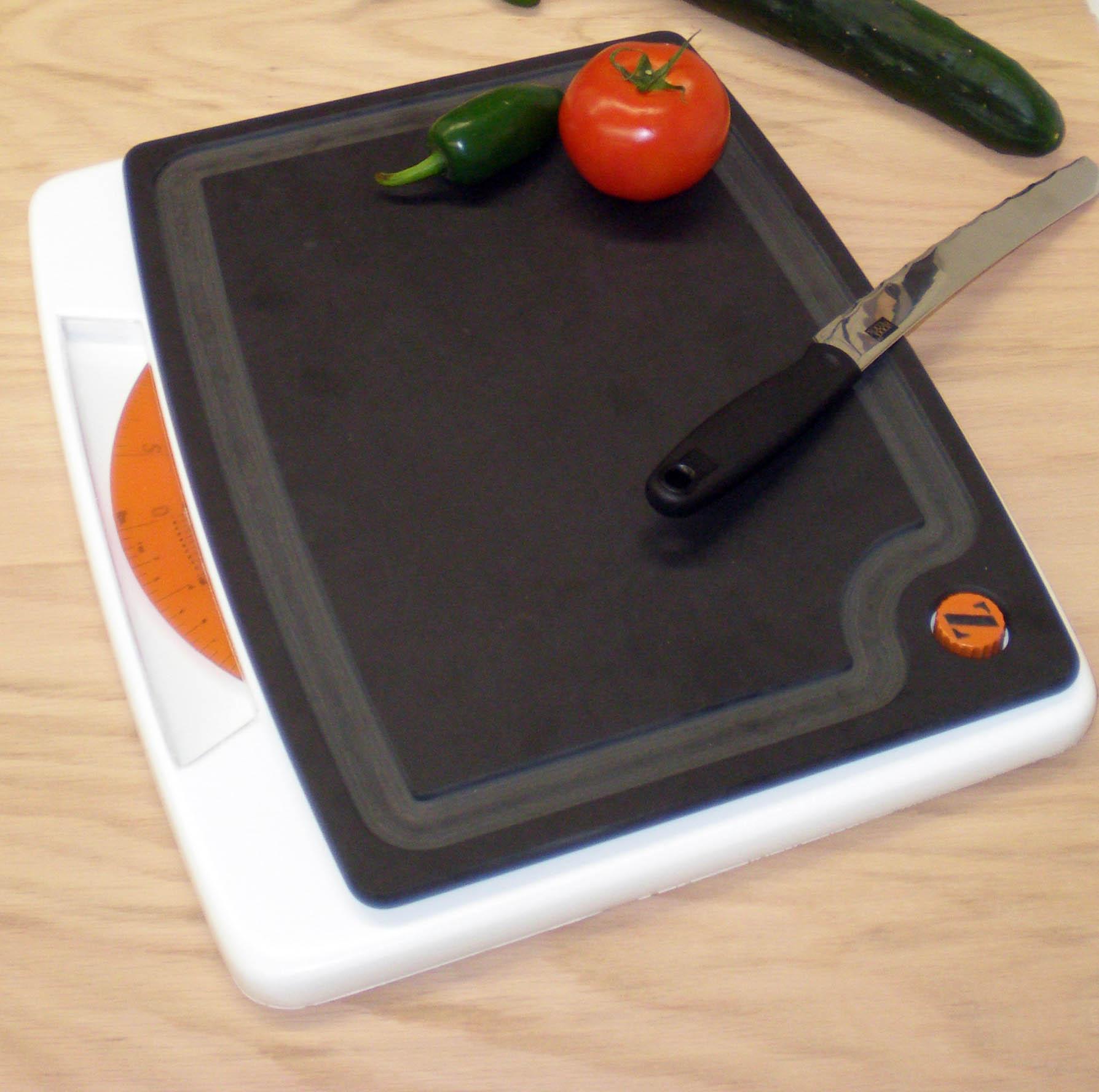 Wonderful Cutting Board With Scale Homesfeed