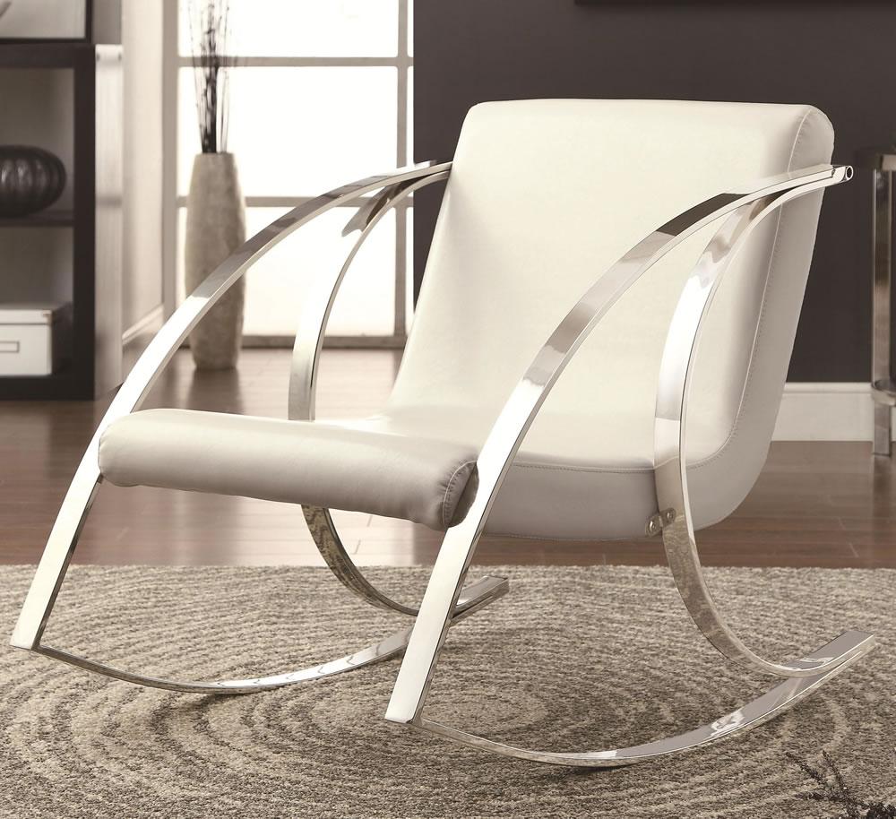 Modern Rocking Chair For Nursery | HomesFeed