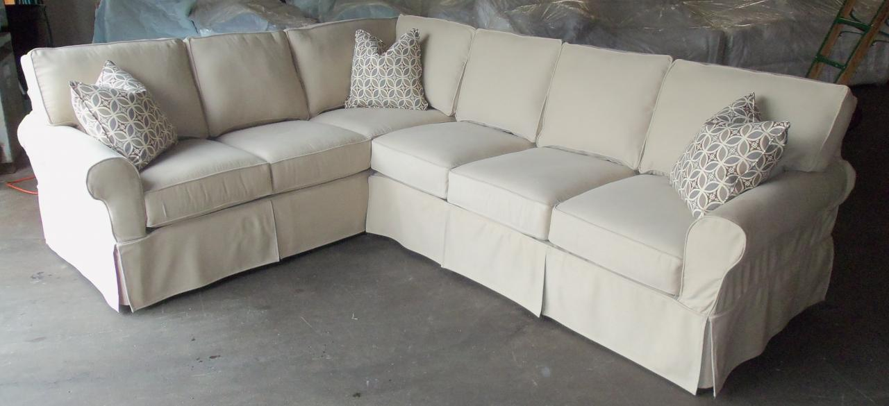 Slipcovers Sectional Sofa Sofa Fabulous 3 Piece Cover