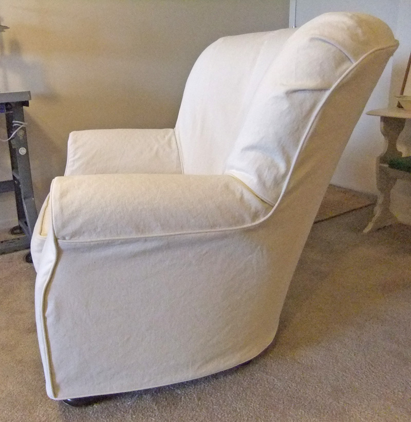Diy Slipcovers For Kitchen Chairs