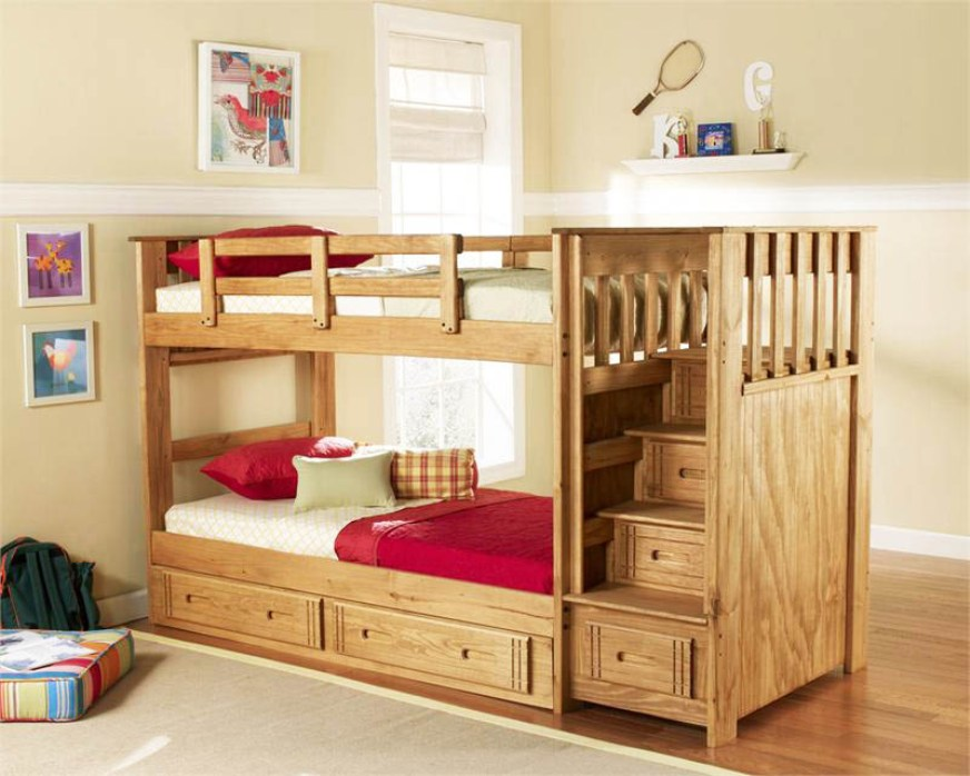 Best Toddler Bunk Beds With Stairs