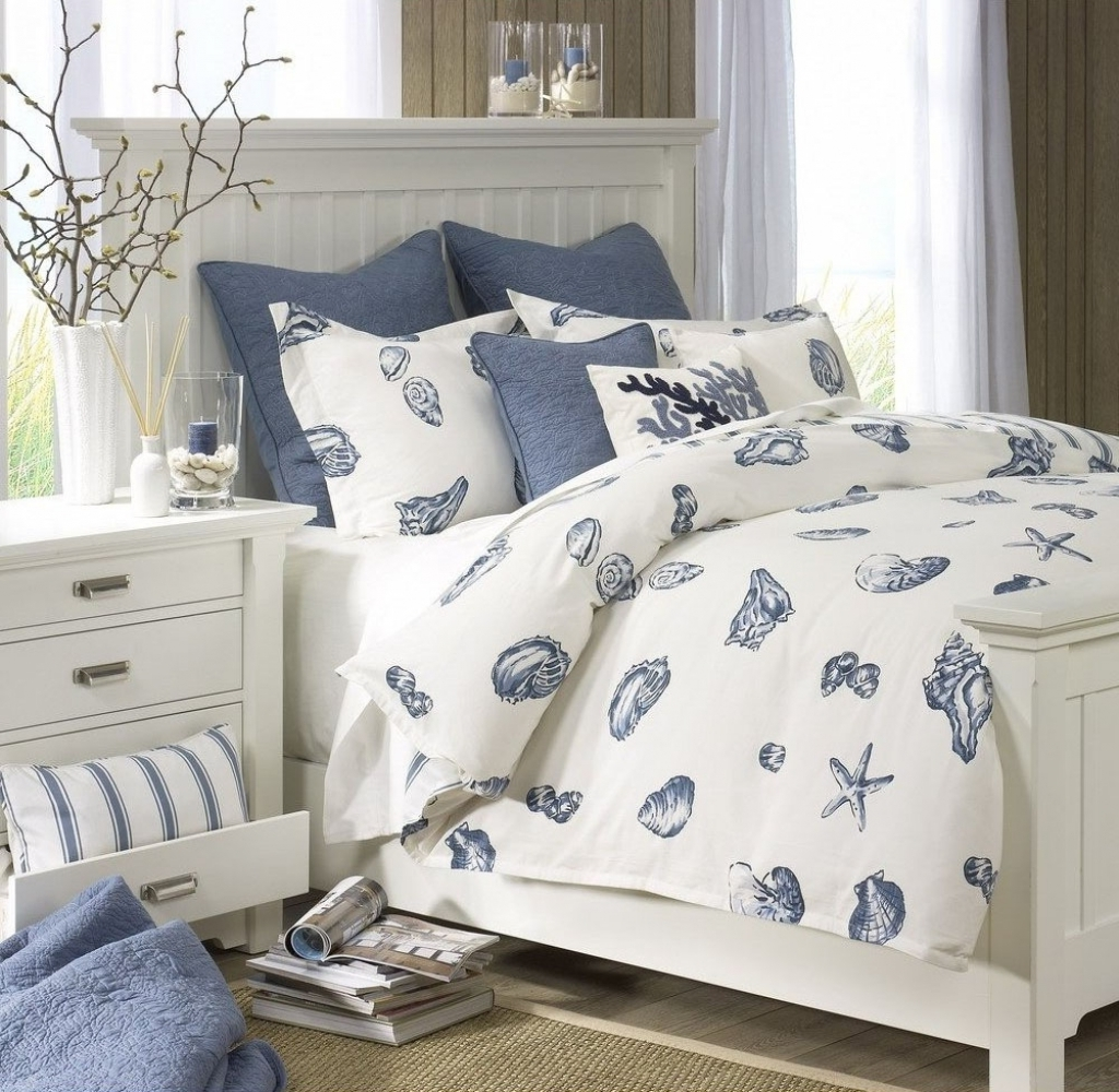 wonderful nautical bedroom furniture decor with blue coastal nautical