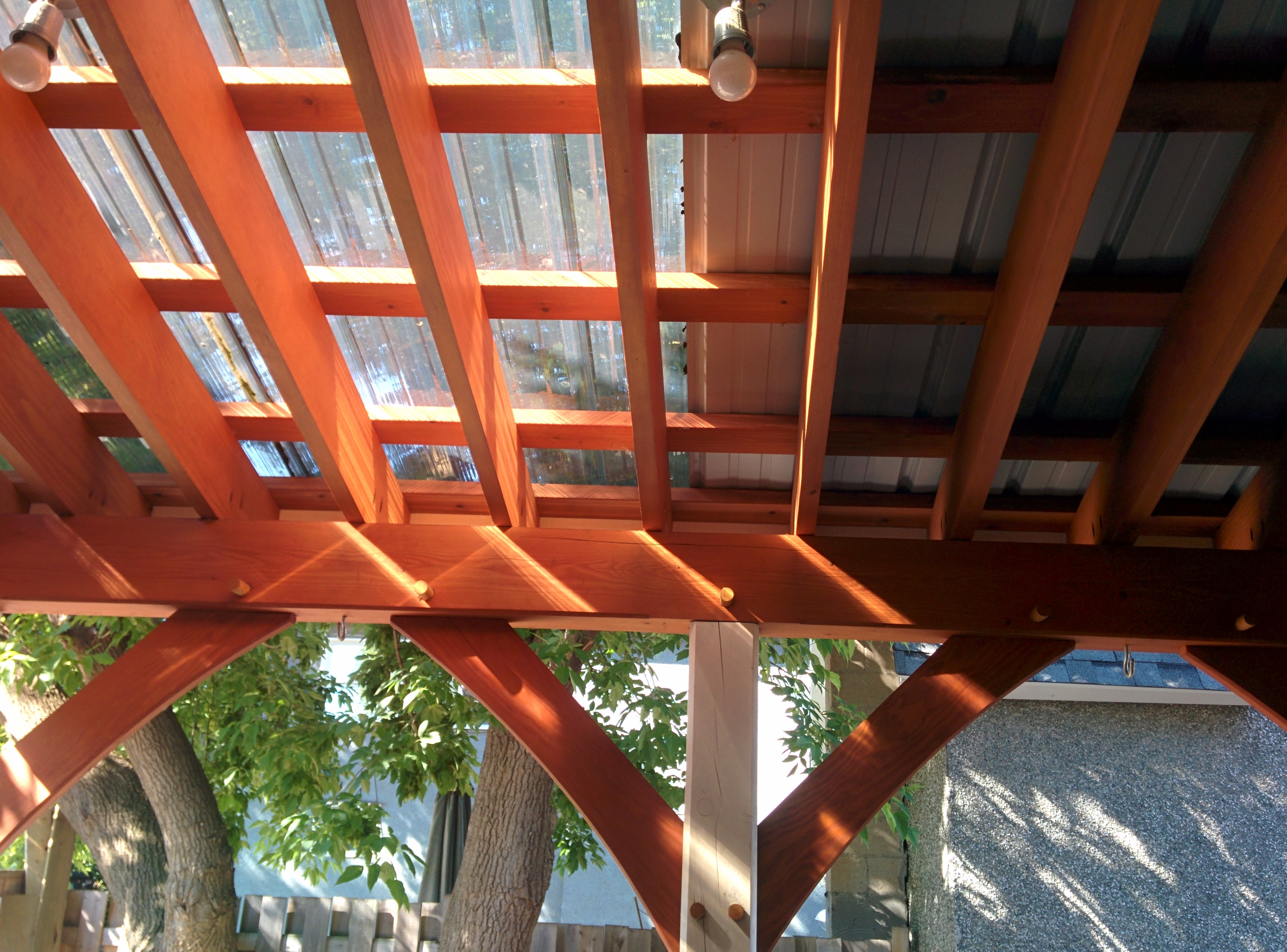 Polycarbonate Roof Panels Homesfeed