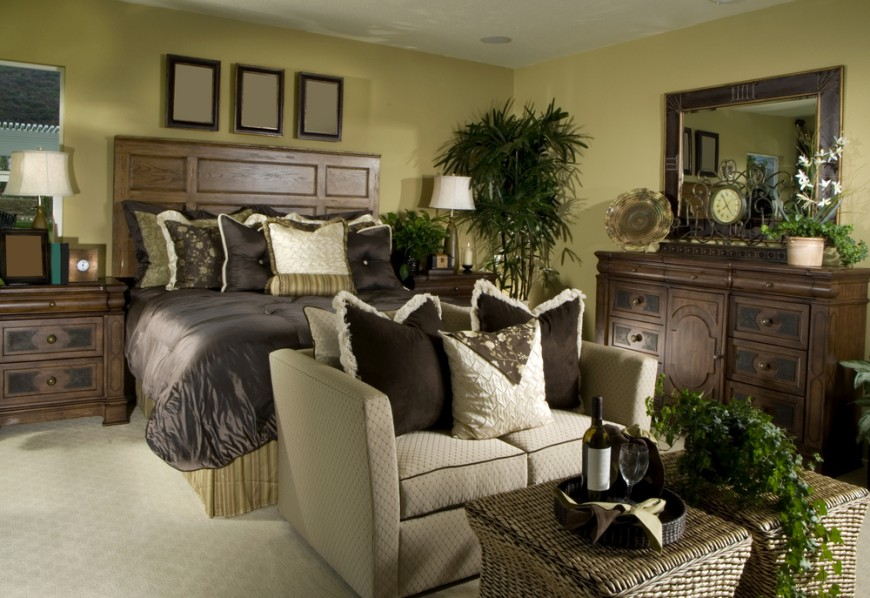 Lovely Small Loveseat For Bedroom - HomesFeed