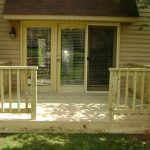 Small And Simple Deck Design For Home