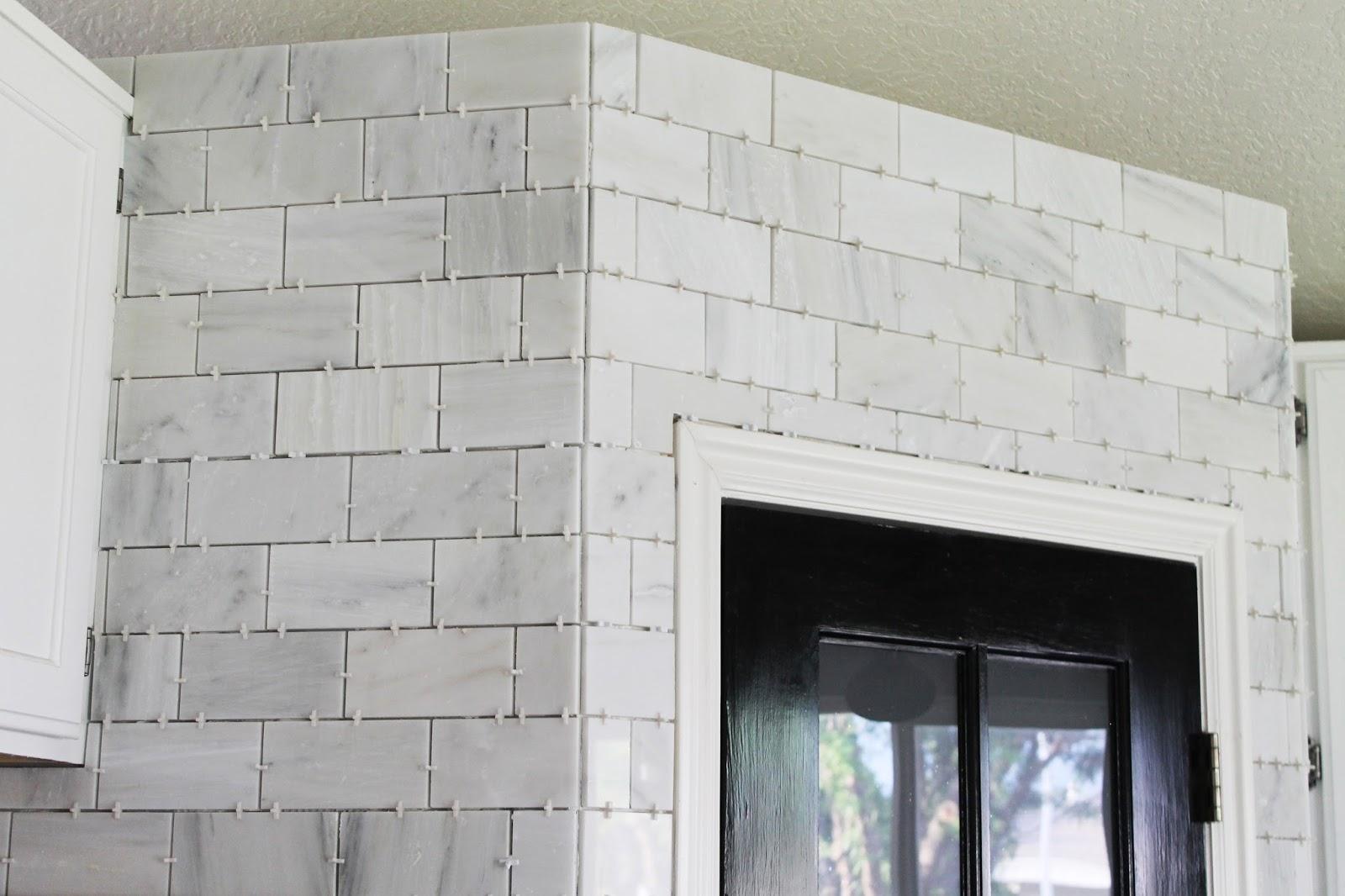 Carrara Marble Tile : Carrara marble backsplash homesfeed