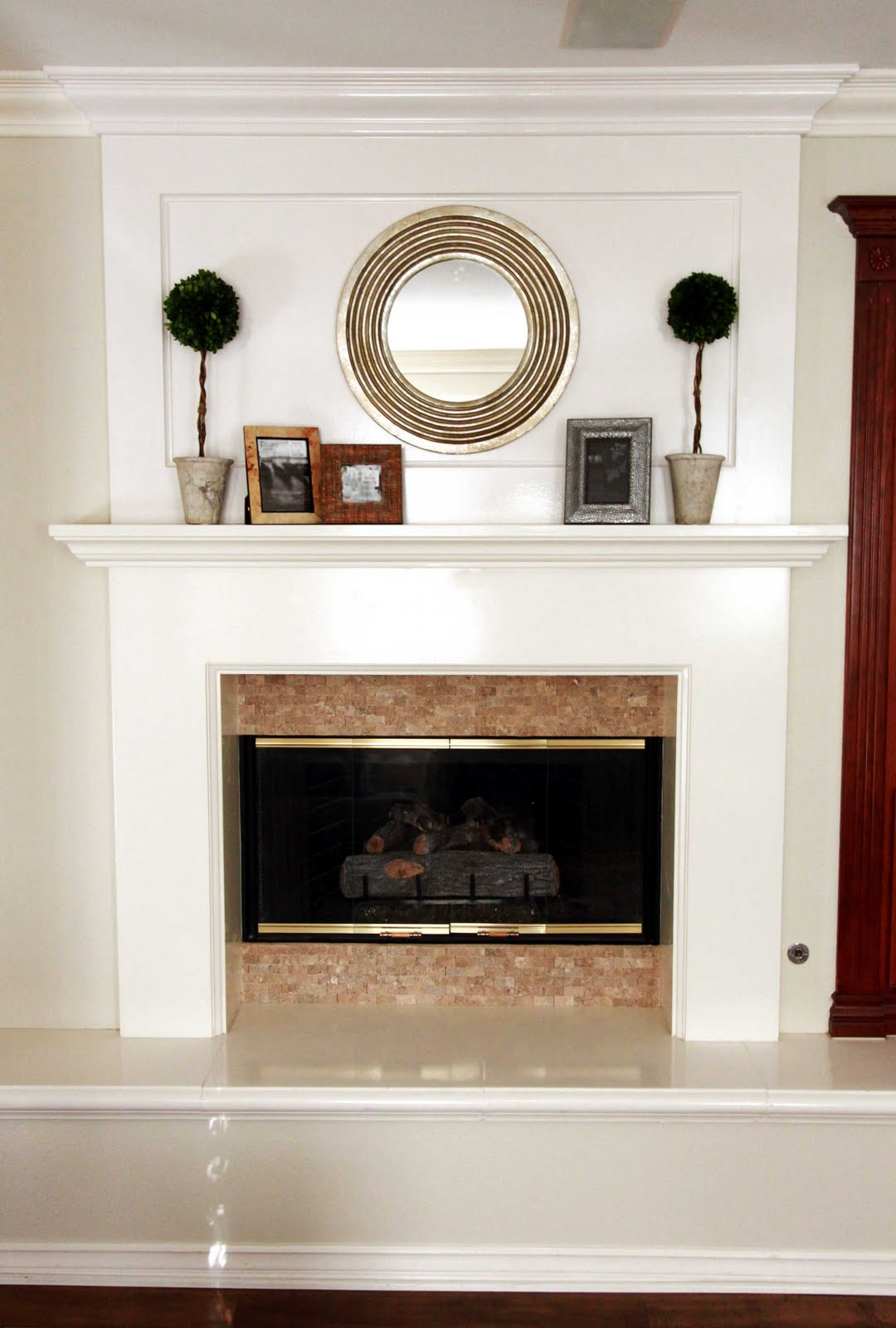 Cool fireplace designs homesfeed Fireplace design ideas