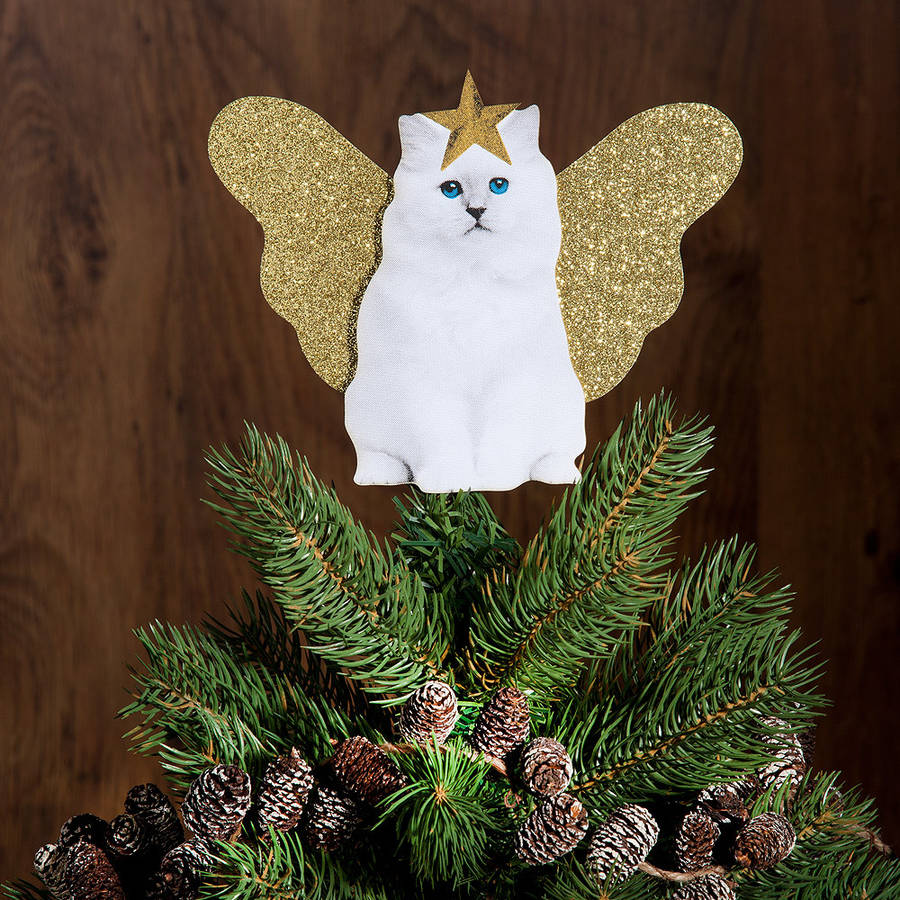 Unique Christmas Tree Toppers | HomesFeed