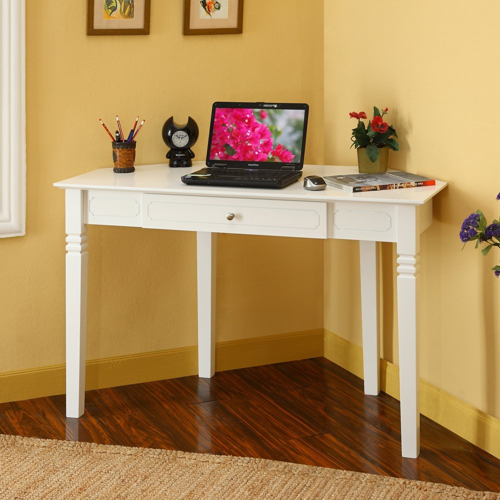 Bedroom Corner Desk: Simple Small Bedroom Desks