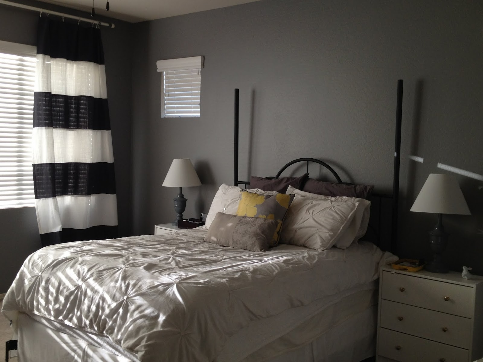 Elegant Gray Paint Colors For Bedrooms Homesfeed