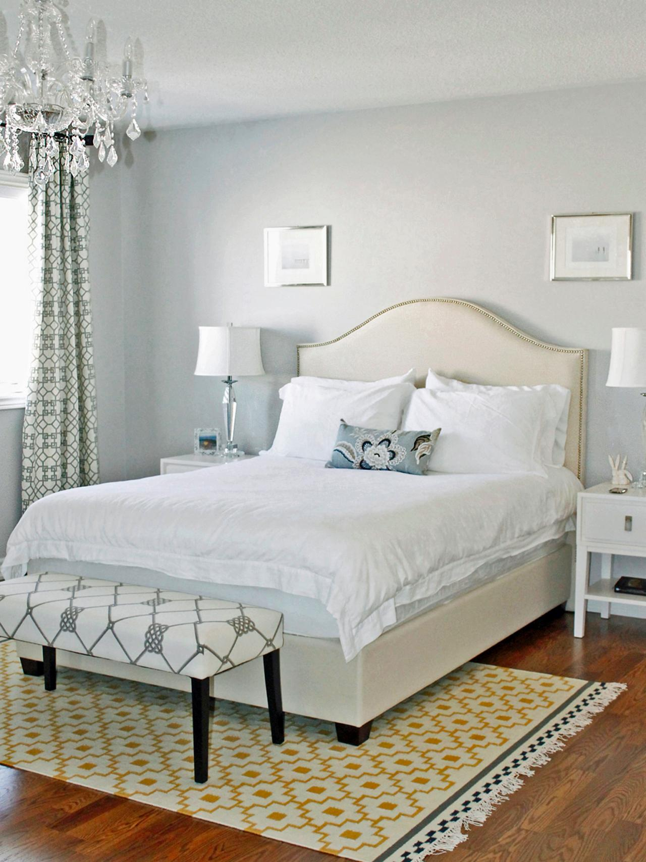 light gray paint colorsElegant Gray Paint Colors for Bedrooms  HomesFeed