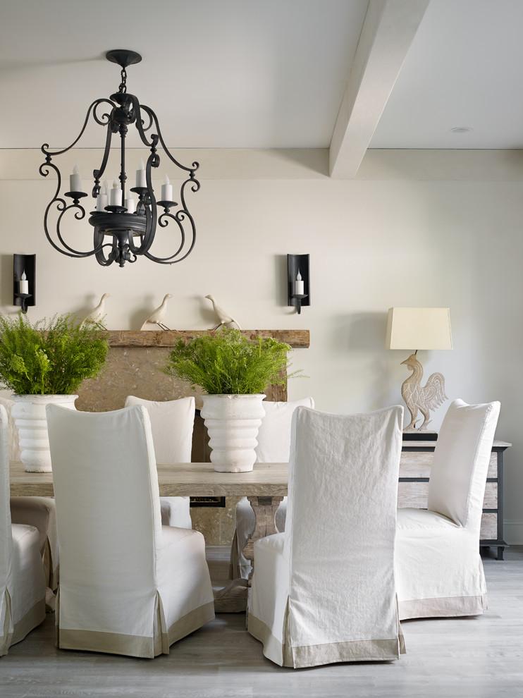 Slipcovered Dining Chairs slipcovered dining chairs | homesfeed
