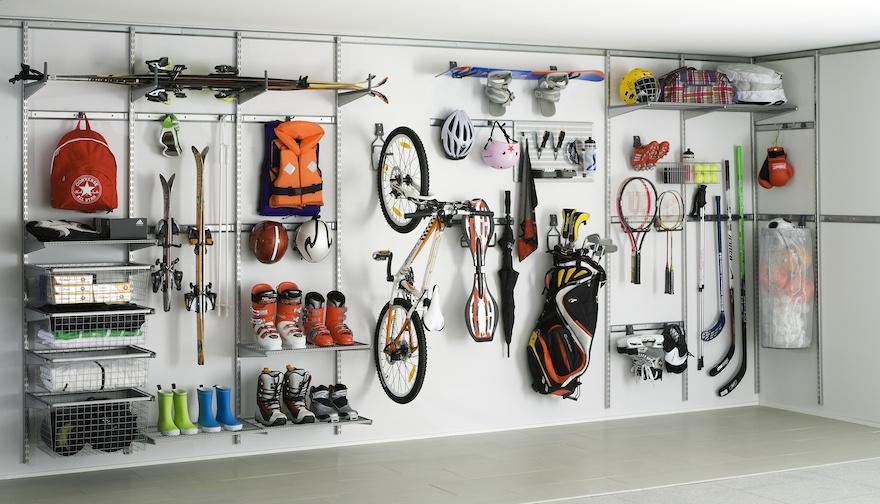 Elfa Storage System Best Organizer For All Stuffs Homesfeed