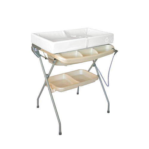 Foldable Bathing And Changing Table For Baby