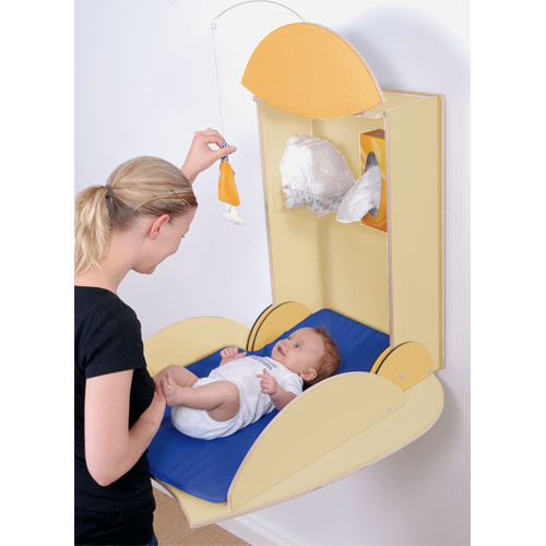 Foldable Changing Table For Baby Homesfeed