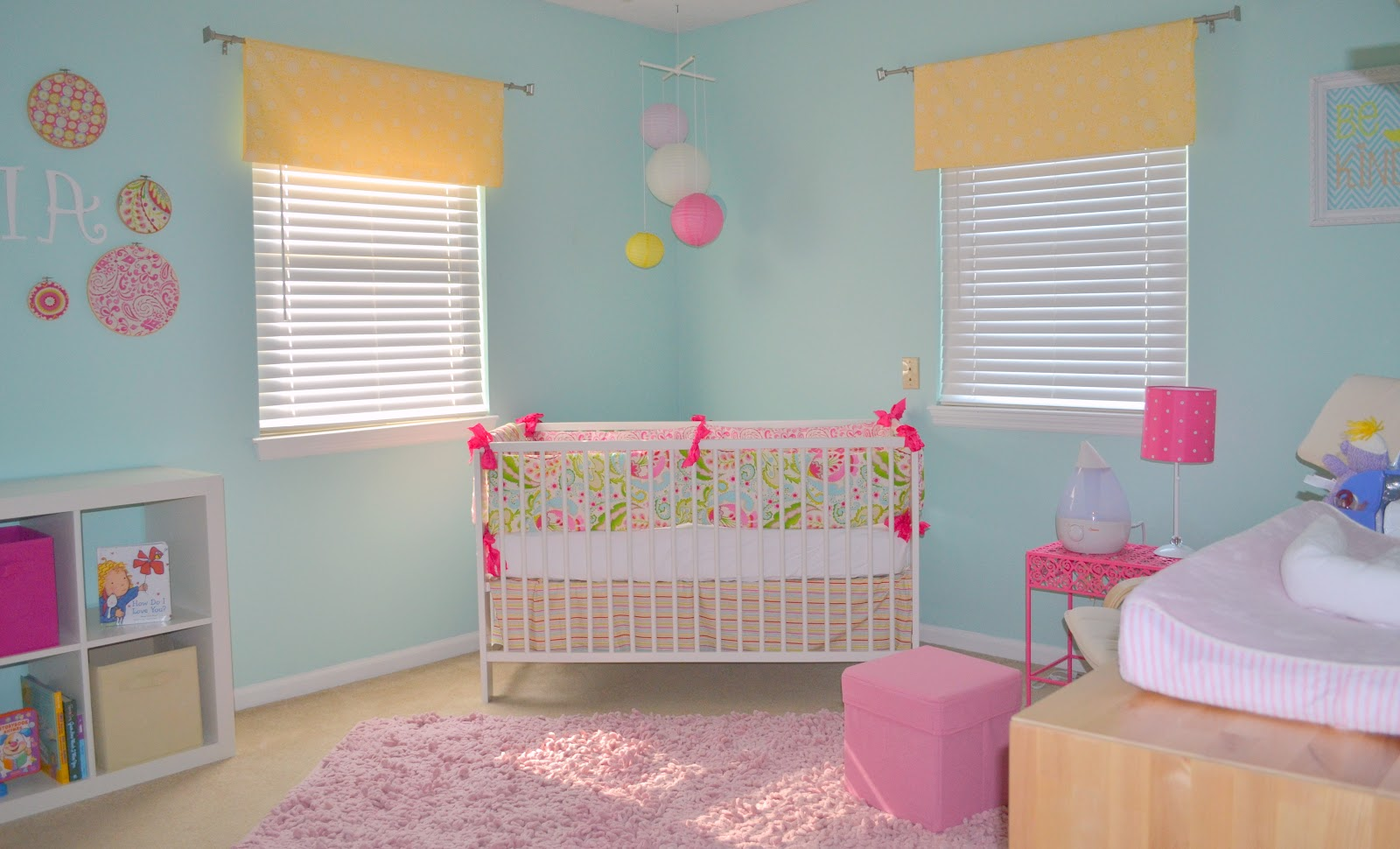 Pastel Green Paint For Nursery
