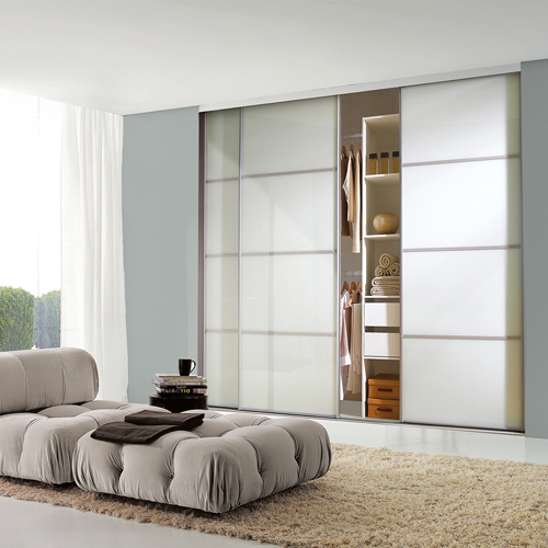 White Sliding Closet Door Becomes Another Best Choice For Many People Who  Are Looking For A Range Of Sliding Closet Doors For Completing Their  Storage ...