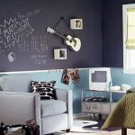 Music themed room decor idea
