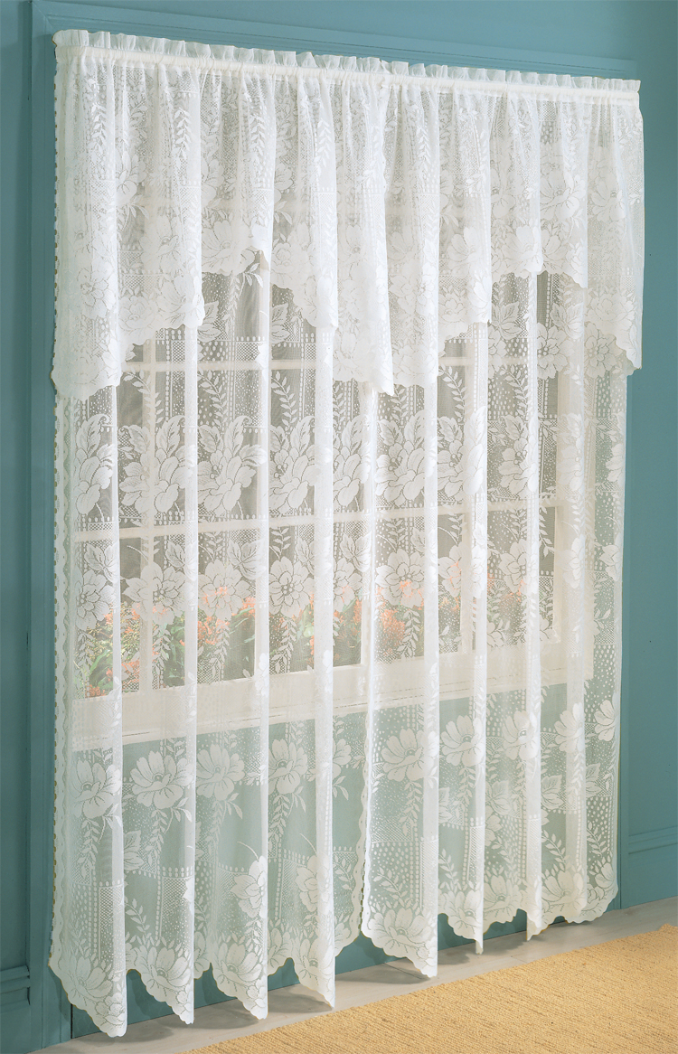 Lace Window Shades Homesfeed