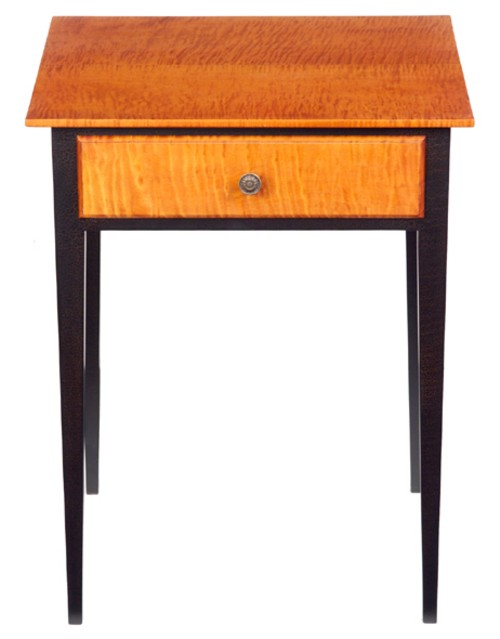 Tall end tables the decorative as well as functional for Functional side table