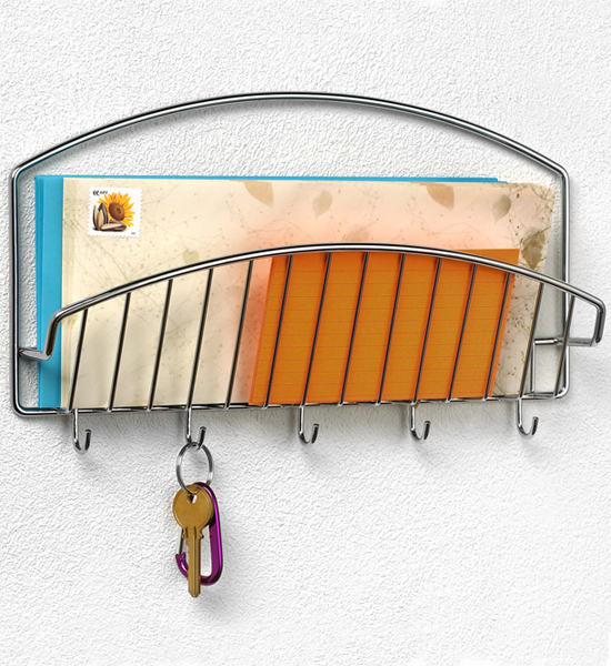 Wall Mounted Mail Organizer A Best Storing Solution For Your Mails