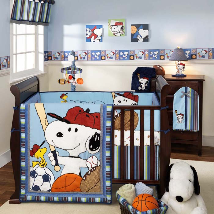 10 Great Baby Room Ideas For Parents To Use In Their: Baby Boy Nursery Theme Ideas