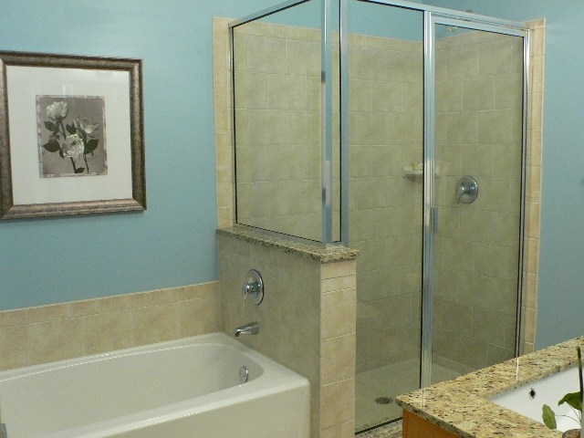 Standup showers item options homesfeed for Stand up bath tub