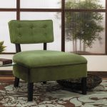 Stunning green avenue six chair