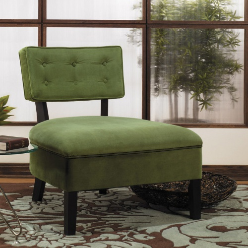 Attractive Stunning Green Avenue Six Chair