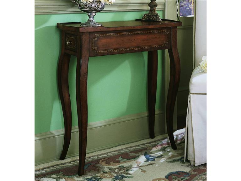 Tall accent table a stylish item for utilizing the empty for Tall console table